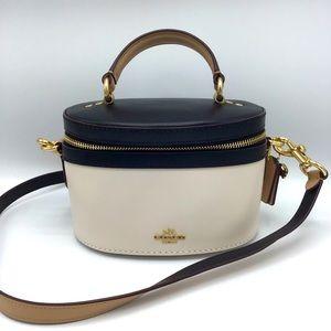 Coach X Selena Trail Bag NWT
